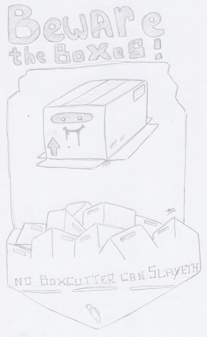 Beware the Boxes by Drakonias115