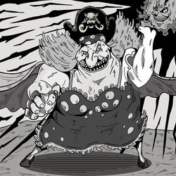 One Piece - Big Mom Charlotte Lin Lin