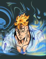 One Piece Phoenix Marco FanArt