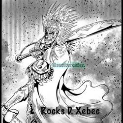 One Piece Rocks D Xebec (FanArt)