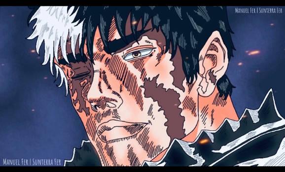 Berserk (Guts) Tribute Kentaro Miura
