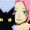 iCON: Sakura and Sa-chan by nAtsuKi-MaMorU