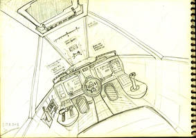 Pyro-GX Cockpit POV V.1 by Shroudeye