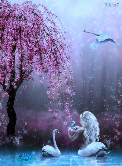 Swan Lake by BBstar7