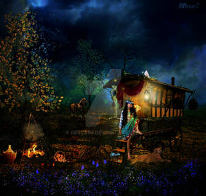 Gypsy Night by BBstar7
