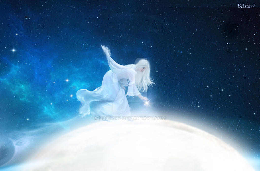 Moon Goddess by BBstar7