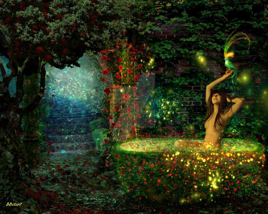 The Secret Garden by BBstar7
