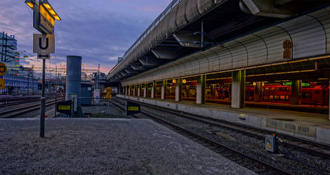 Auto HDR Stockholm Central