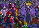Paper Mario 2 Final Battle