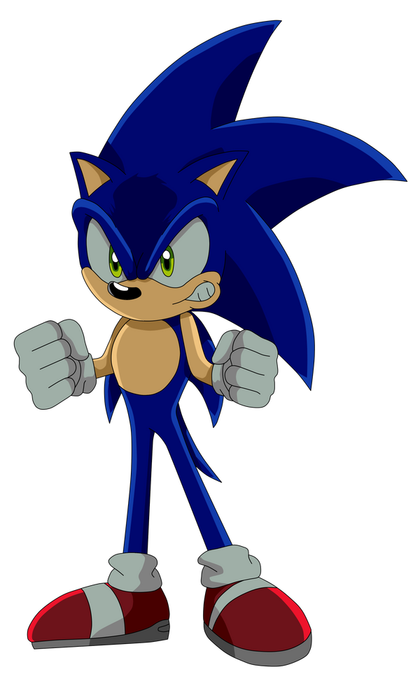 angry sonic by artsonx on deviantart clipart hedgehog face clipart of a hedgehog