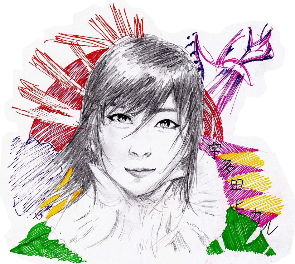 Utada by Jennych