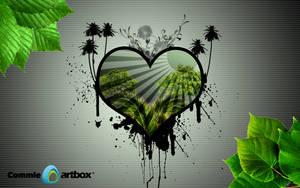 Love Nature by comodore64