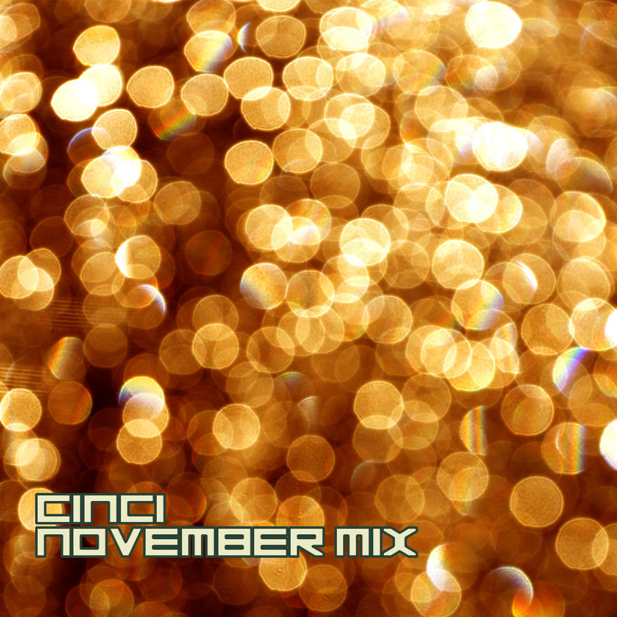Cinci November mix Cover by comodore64