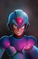 Mega Man by count-joshula