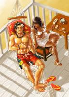 E ku'u aloha by NISSHIE