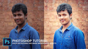 retouching and image Improvement by hasshasib001