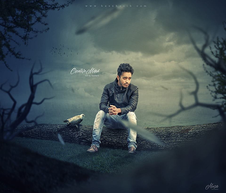 Alone boy by hasshasib001