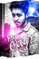 My city Movie Poster Design by hasshasib001