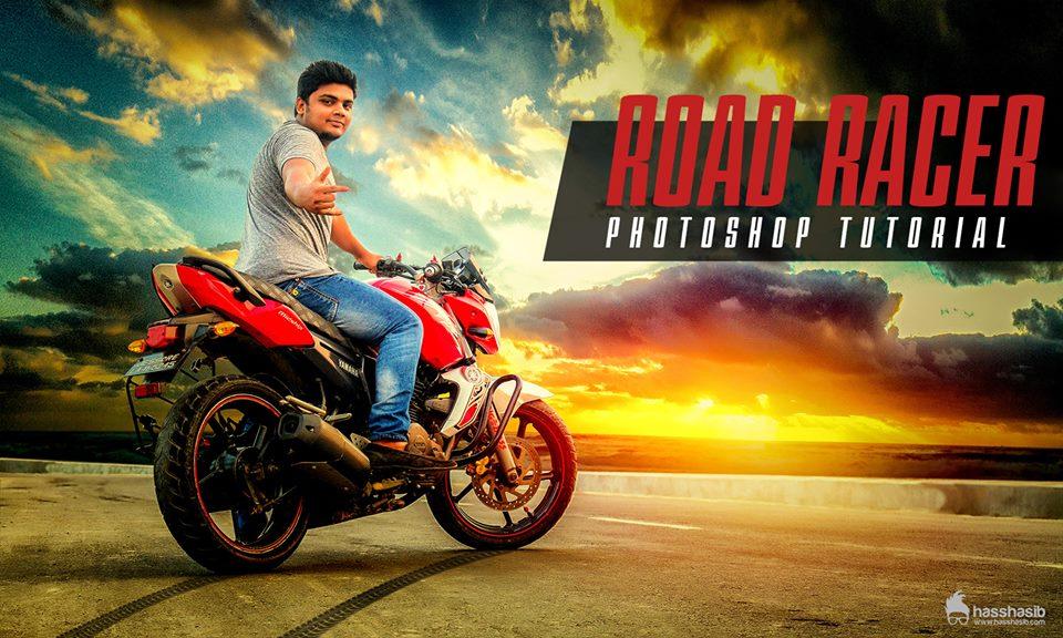 Road Racer by hasshasib001