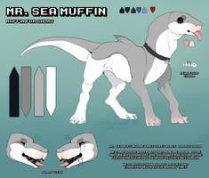 Mr. Sea Muffin Reference