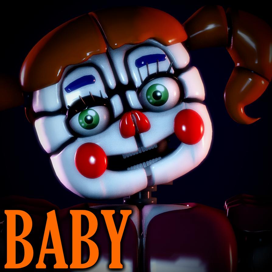 Baby SFM Release [FNaF SFM] By TRAWERT On DeviantArt