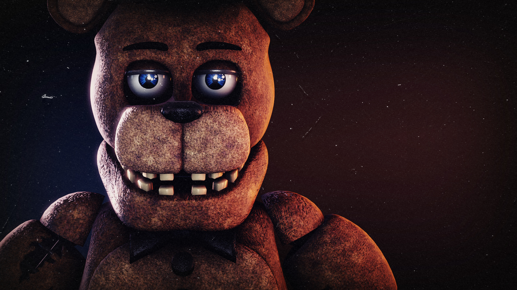 Group of Withered Freddy Wallpaper By