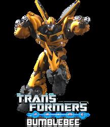 TRANSFORMERS:PRIME BUMBLEBEE 3D MODEL [BLENDER TF]