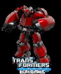 TRANSFORMERS:PRIME CLIFFJUMPER 3D MODEL [BLENDER]