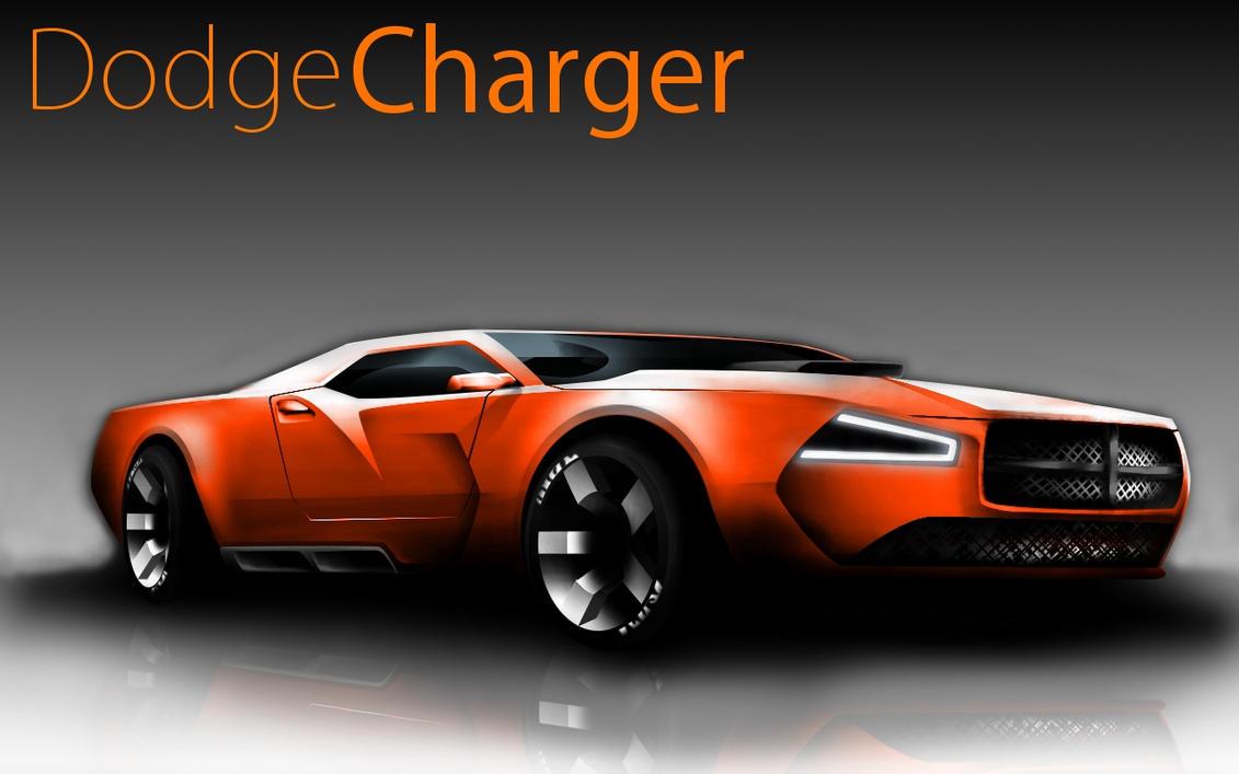 Dodge Charger RT concept by RazorDzign on DeviantArt