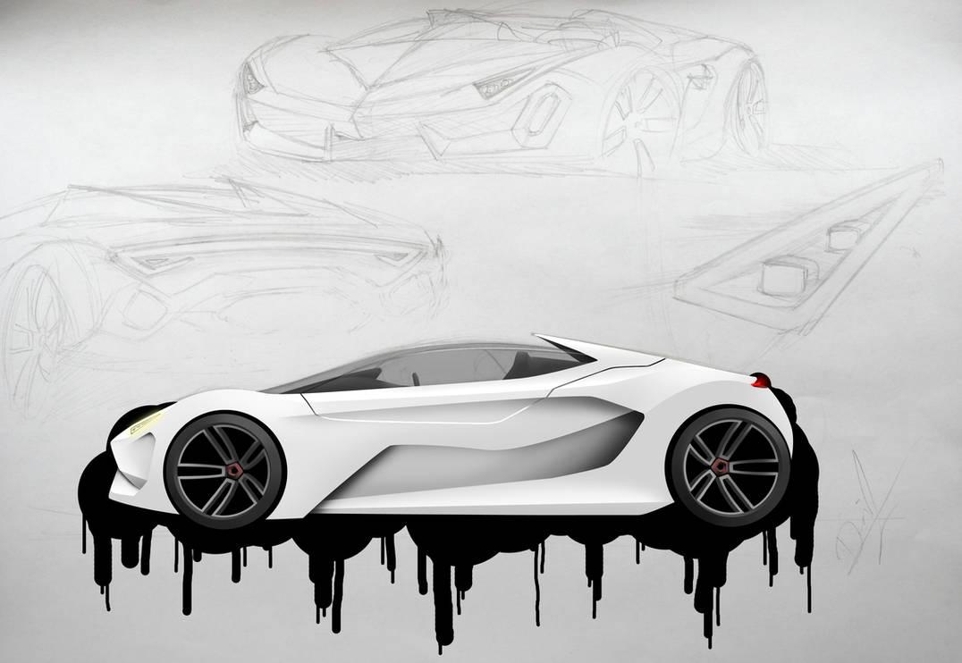 Lamborghini Concept By Razordzign On Deviantart