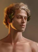 Portrait Challenge 4/30 by MorranArt