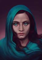 Portrait Challenge 5/30 by MorranArt