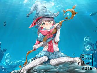 Deep Sea Witch