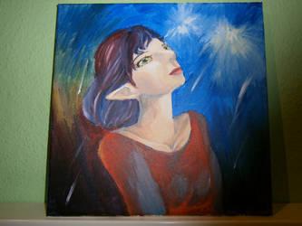 Firework by singingstranger