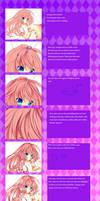 Sai Tutorial: Coloring Hair by kyaptain