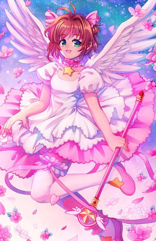 Cardcaptor Sakura poster by kyaptain