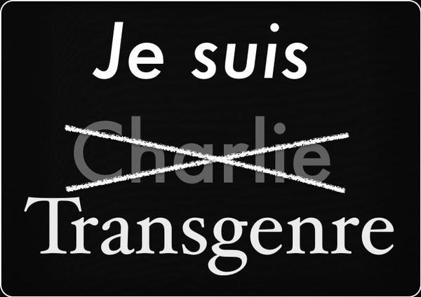 Je suis Transgenre / I am transgender by JustMarcusTSM