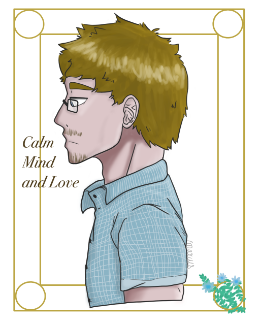 Calm, Mind and Love by JustMarcusTSM