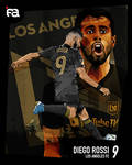 Diego Rossi Los Angeles FC