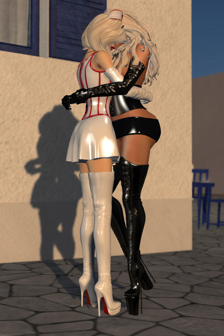 Boot Babes In Love by Amalia-Illios