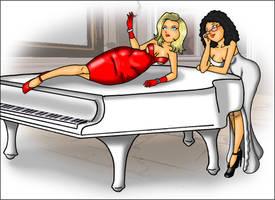 Piano Love (By Doktork666)