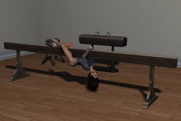 Gymnastics by Amalia-Illios