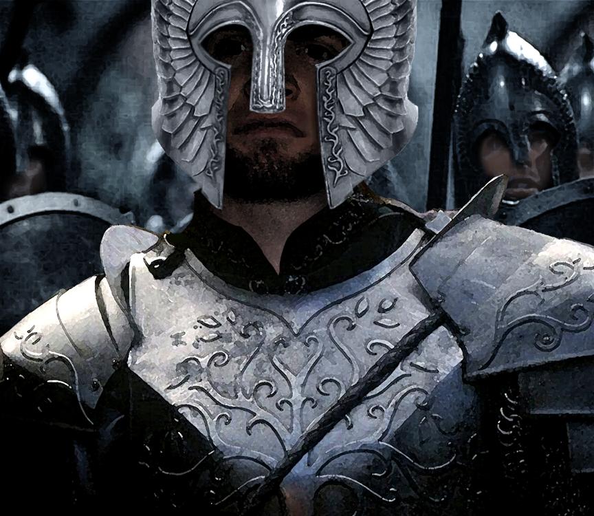 Gondor Soldier 3rd Age