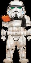 Dirty D - Sandtrooper (Adobe Illustrator)