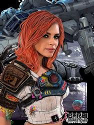 Sci-Fi Babe by R1VENkassle