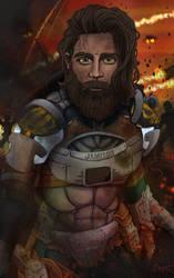 Bart Jamison - Heavy Infantryman