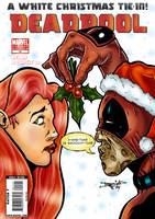 Deadpool X-Mas 2009 by BouncieD