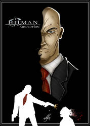 Hitman Absolution Agent 47 by BouncieD