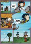 Chibi Wolverine and Colossus