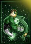 Green Lantern by j2k Re-Colors